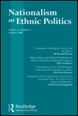 Cover_Nationalism and ethnic politics